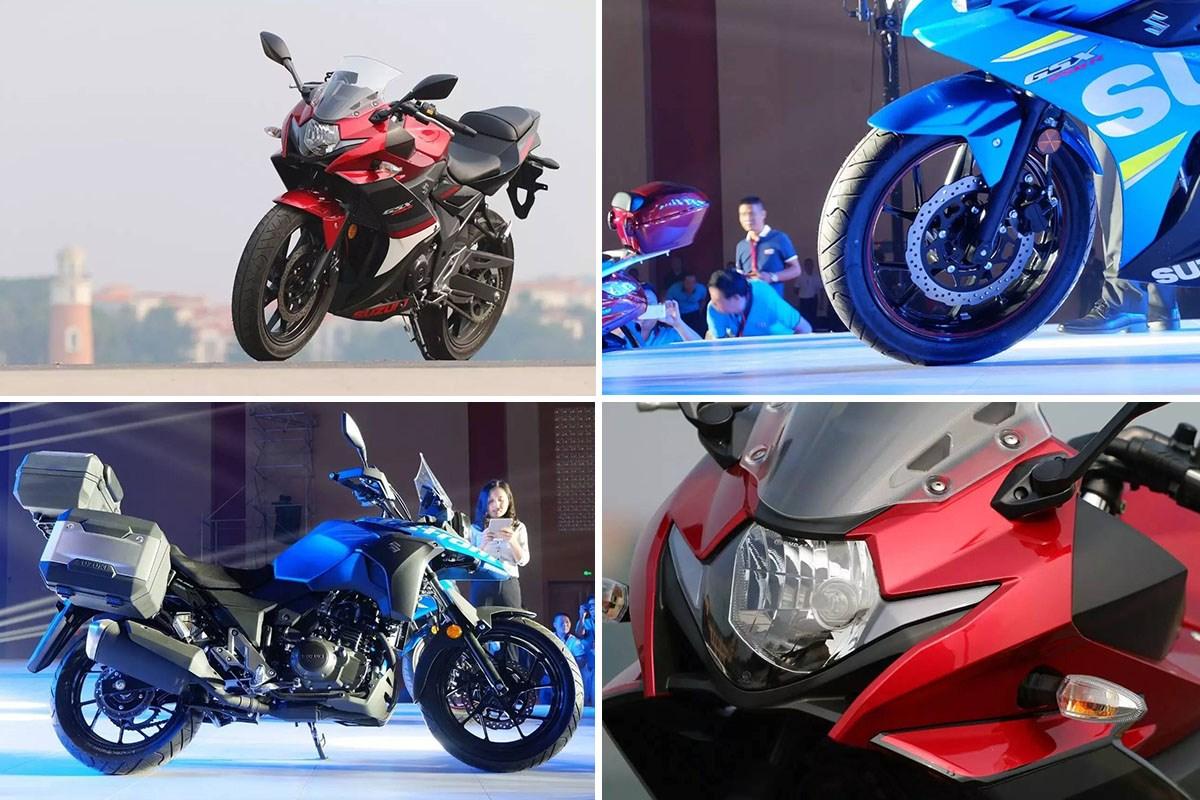 Photo of Suzuki resmi olarak iki yeni 250cc duyurdu