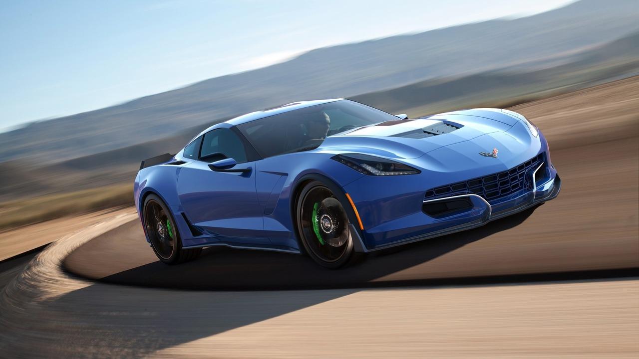 Photo of 750.000$'lık elektrikli Corvette