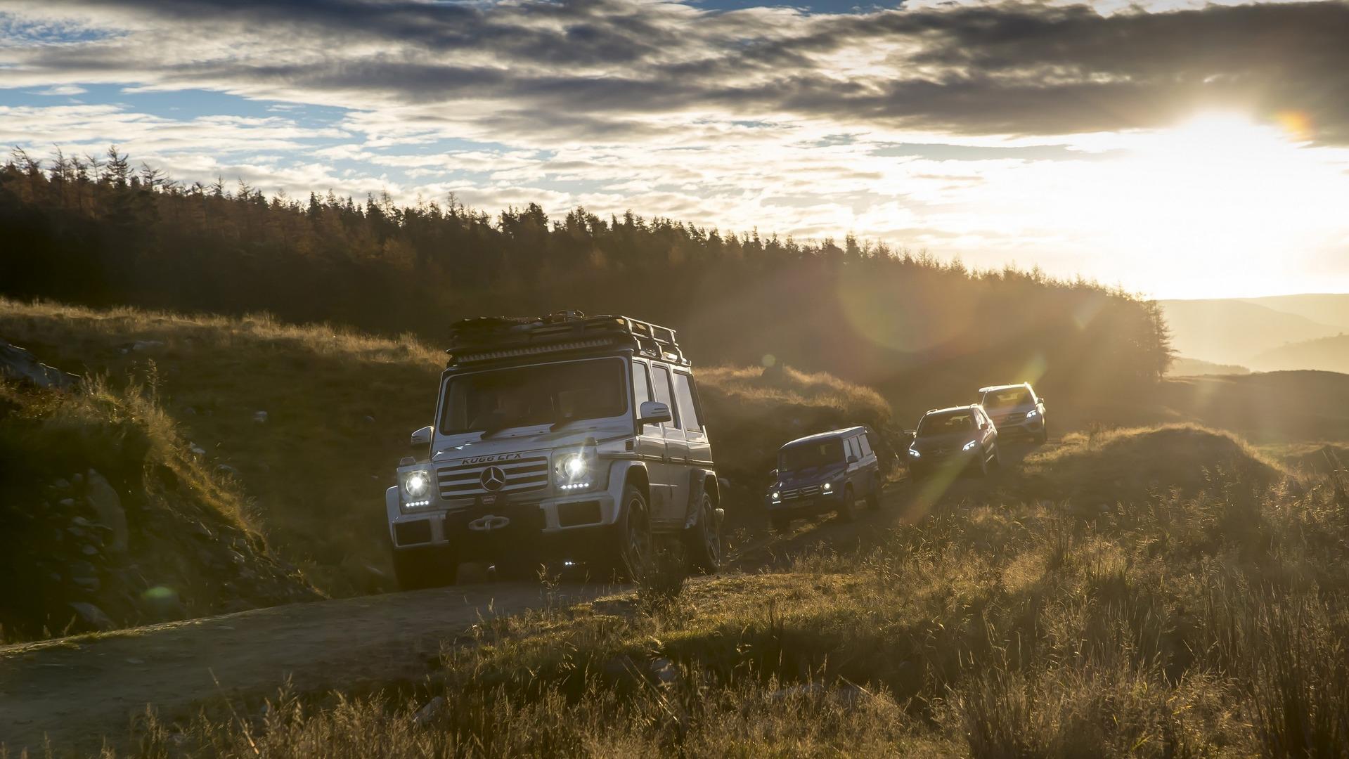 Photo of Mercedes'in inanılmaz İngiltere yolculuğu
