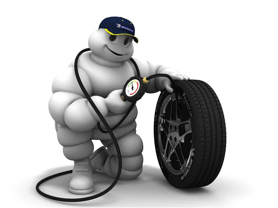 Photo of Michelin 'Lastikte Doğru Hava Basıncı'
