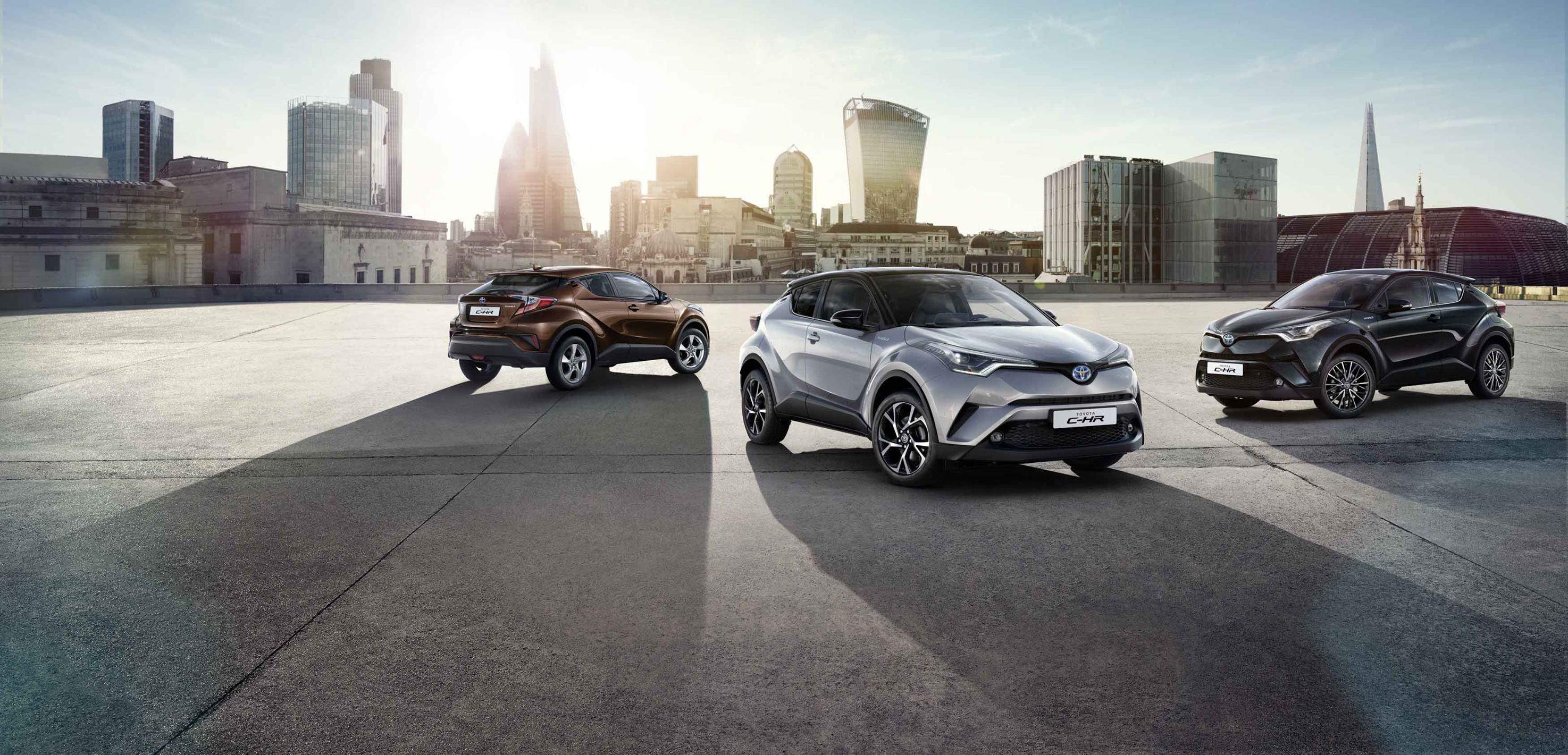 Photo of Avrupa'dan Toyota C-HR'a talep büyük