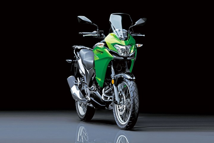 Photo of EICMA: Kawasaki Versys-X 300