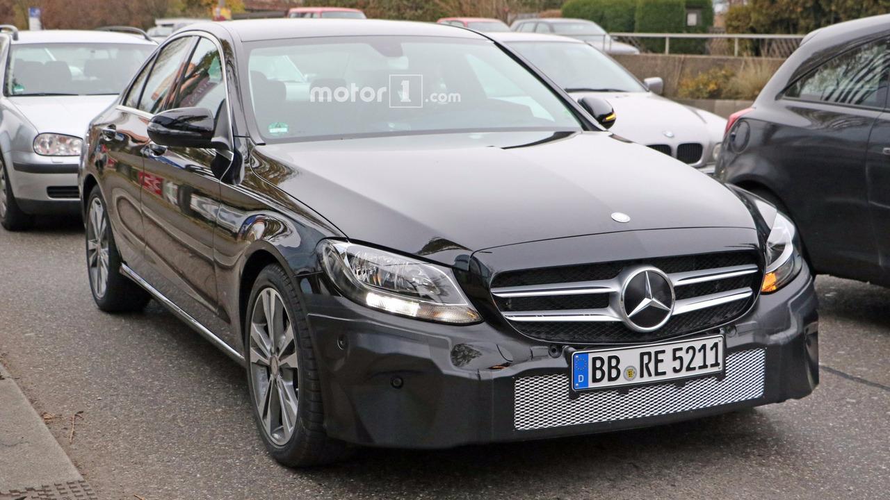 Photo of 2018 Mercedes C-Serisi yeniden görüntülendi