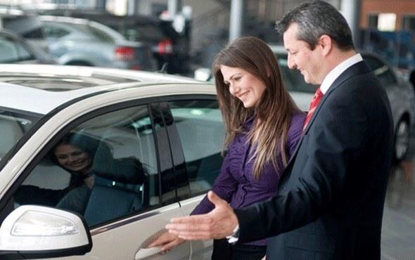 Photo of Otomobil satışları artışta