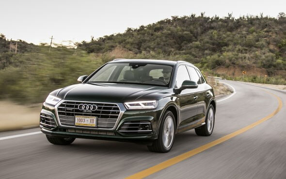 Photo of Yeni Audi Q5, 2017'de Yollarda