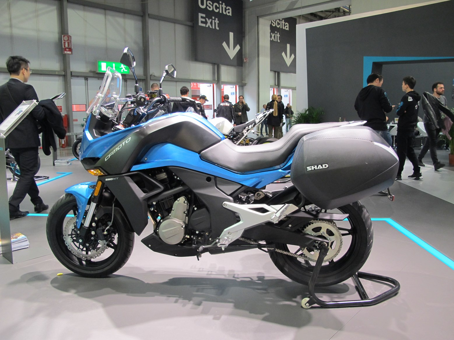 Photo of EICMA: CFMoto 650MT