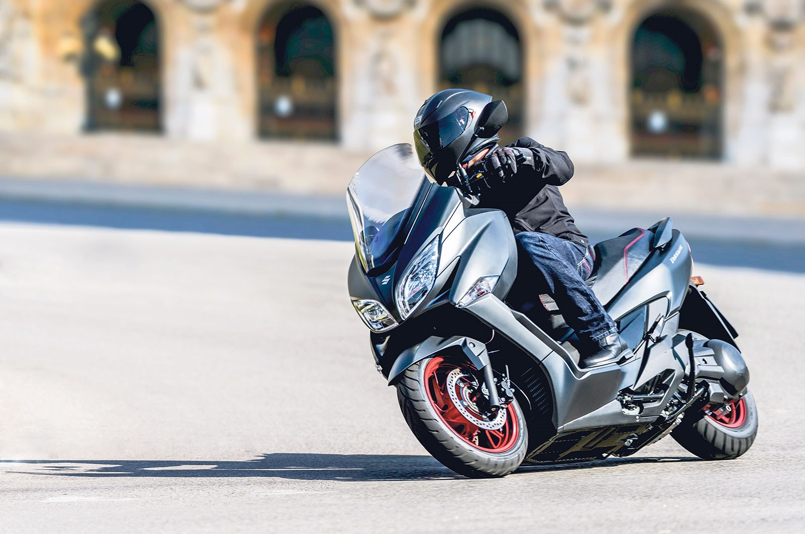 Photo of EICMA: Suzuki Burgman 400