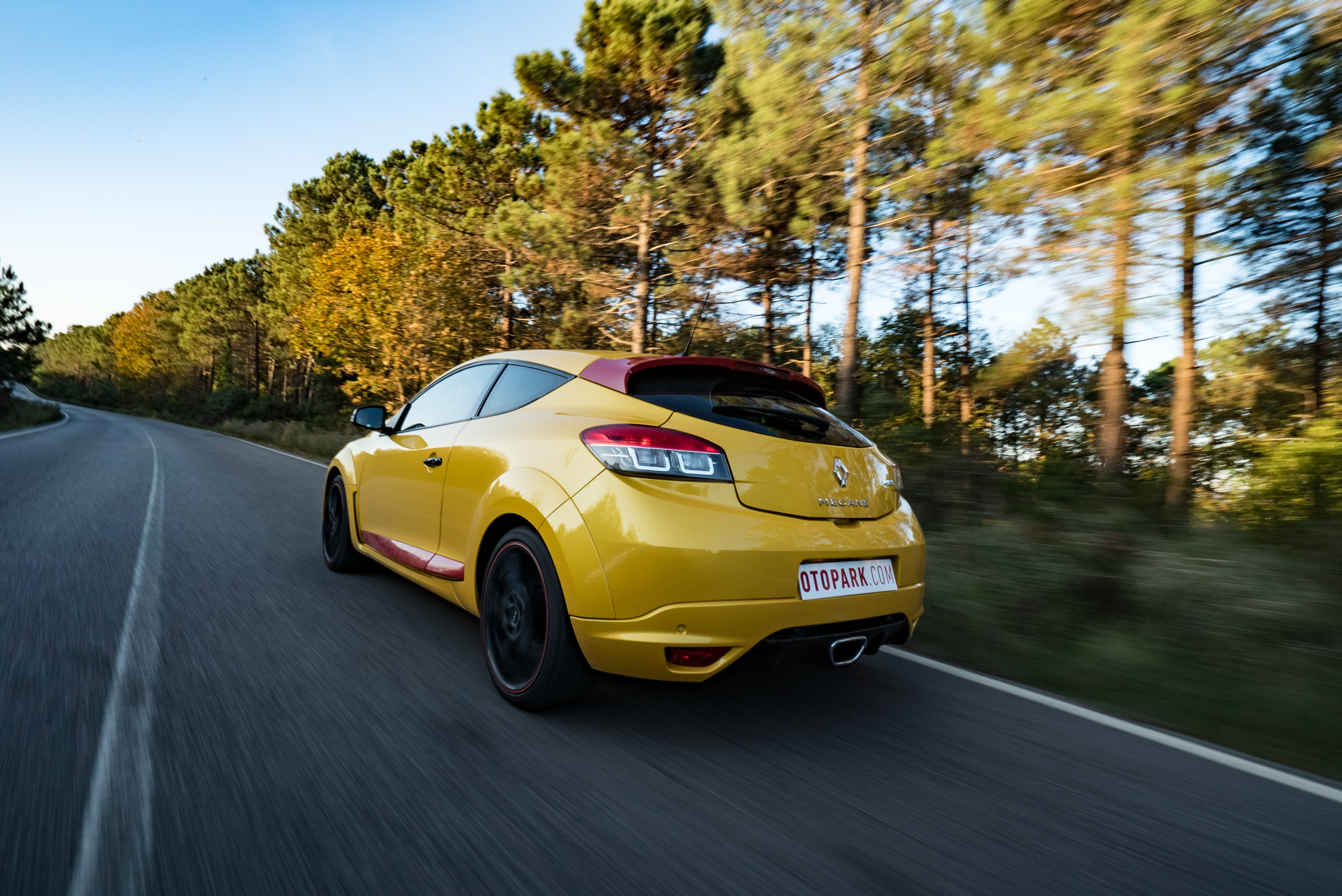 Photo of Panter Emel: Renault Megane RS