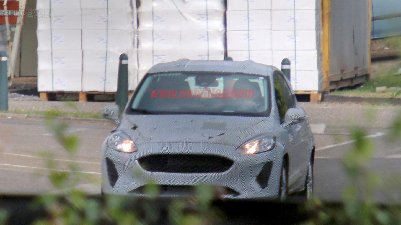 Photo of Yeni Ford Fiesta yine yakalandı
