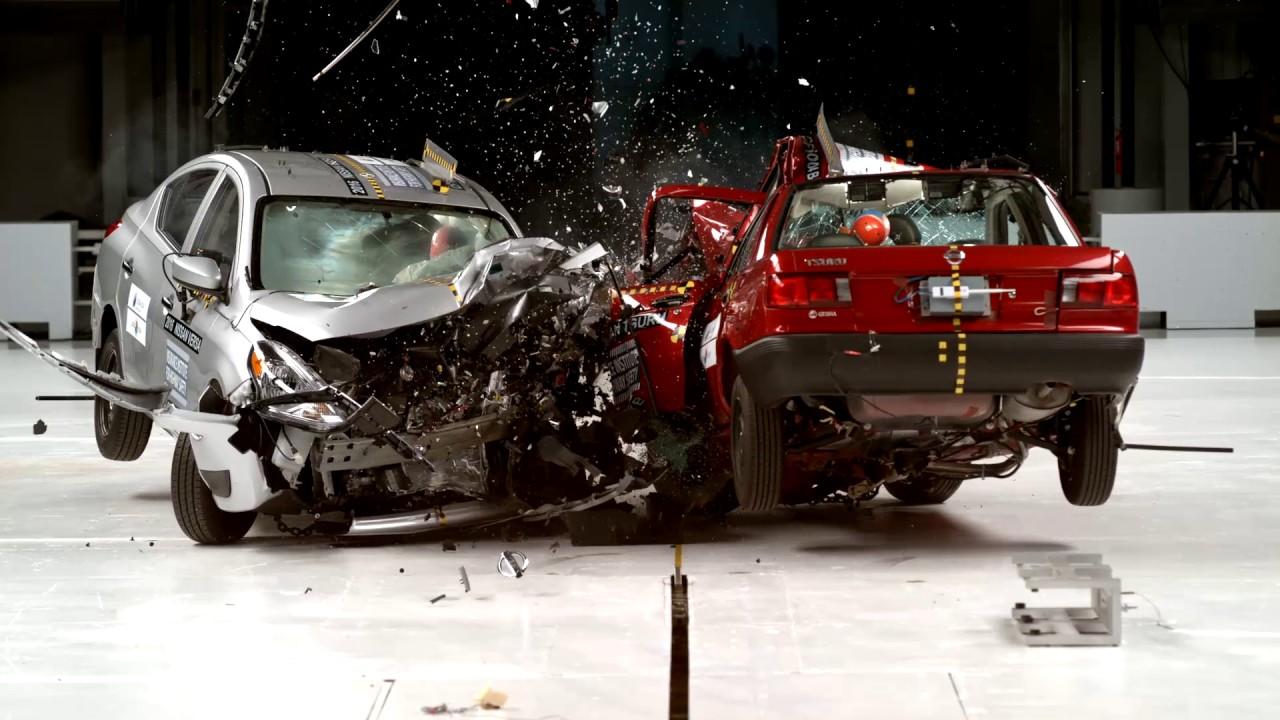 Photo of Nissan'ın En Ucuz Modelleri Kaza Testinde 'Kafa Kafaya'