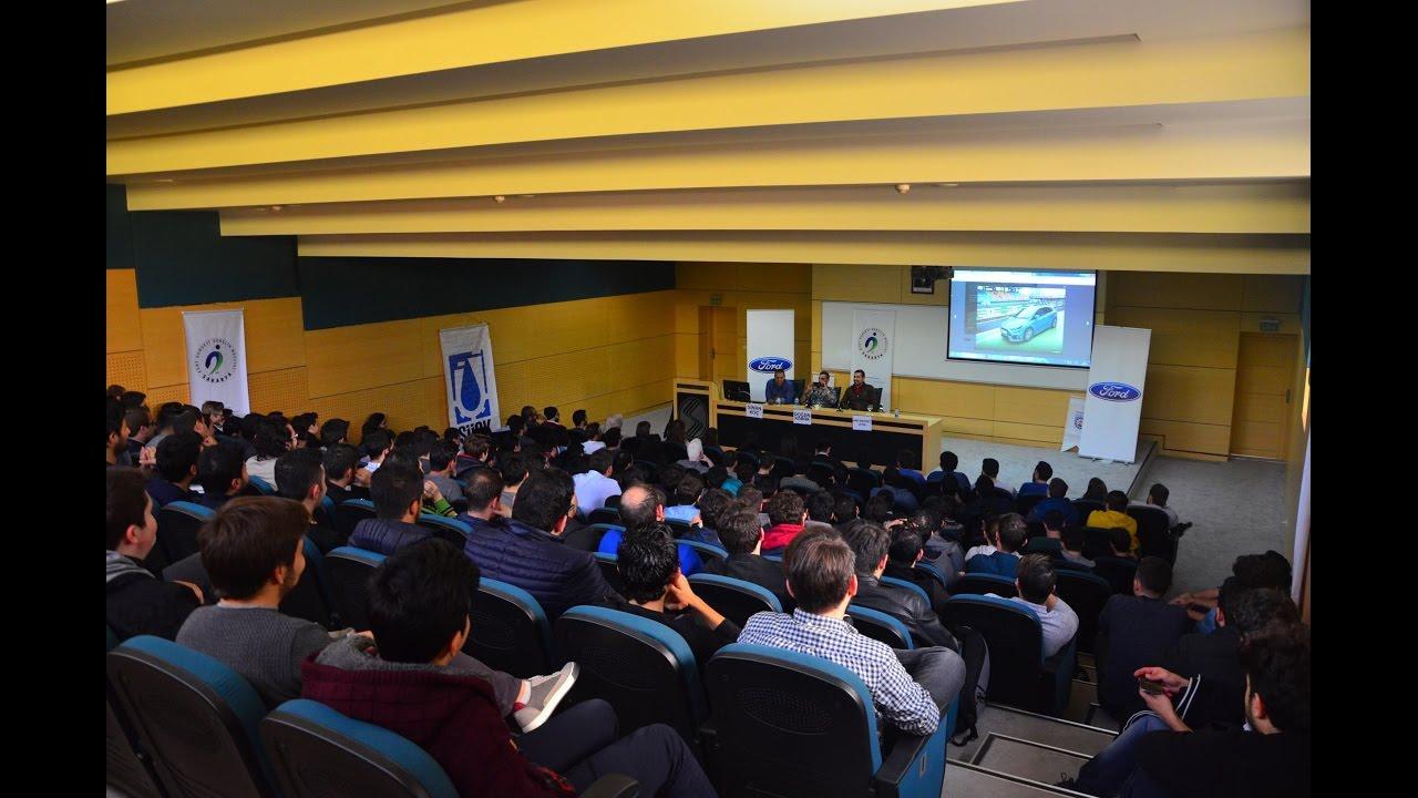 Photo of Sakarya Üniversitesi Konferansı