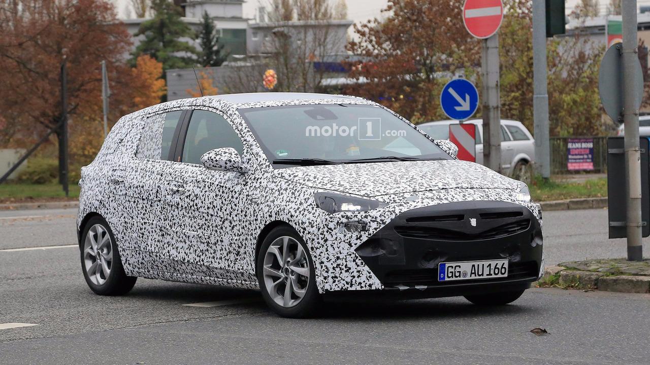Photo of Yeni Opel Corsa kameralara yakalandı