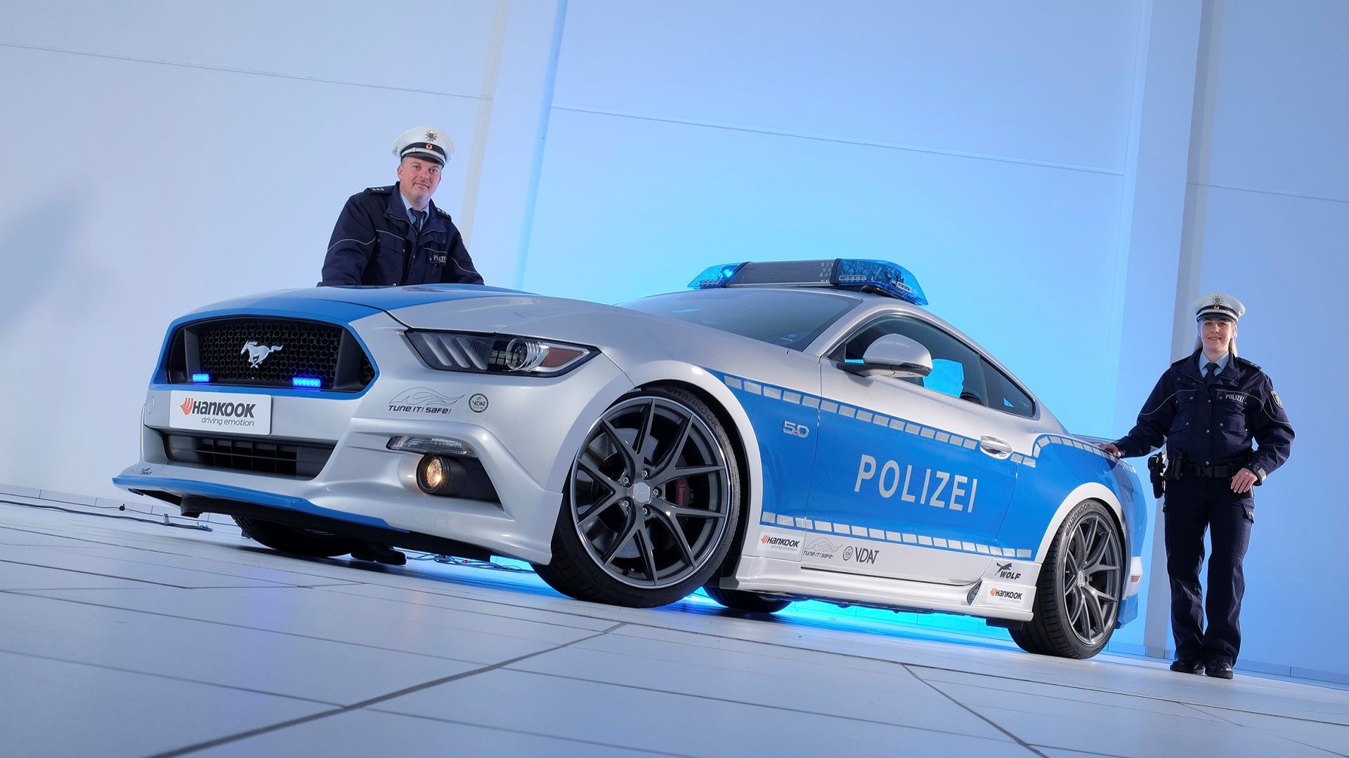 Photo of Alman Polisi'nin tercihi Ford Mustang oldu