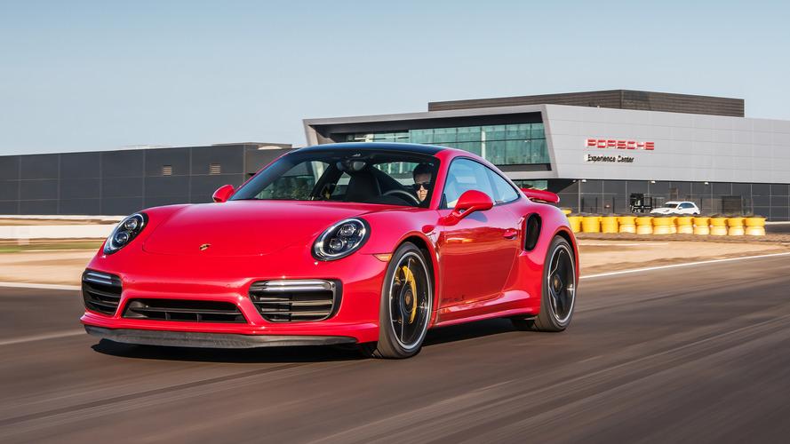 Photo of Porsche'nin yeni oyun alanı