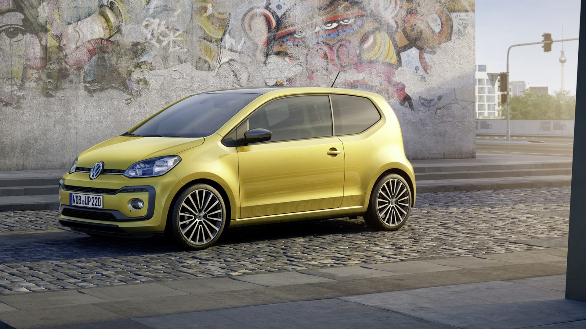 Photo of VW Up'ın GTI versiyonu yolda