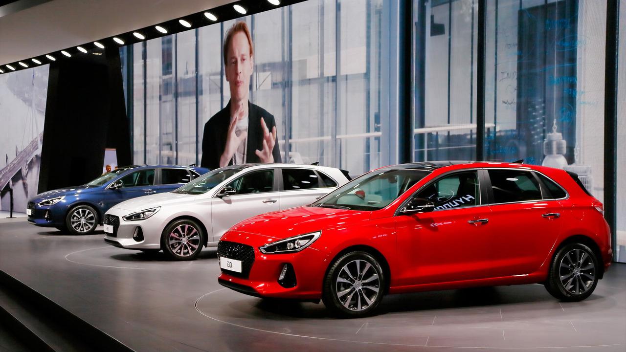 Photo of Hyundai i30'un Avrupa'daki üretimi başladı