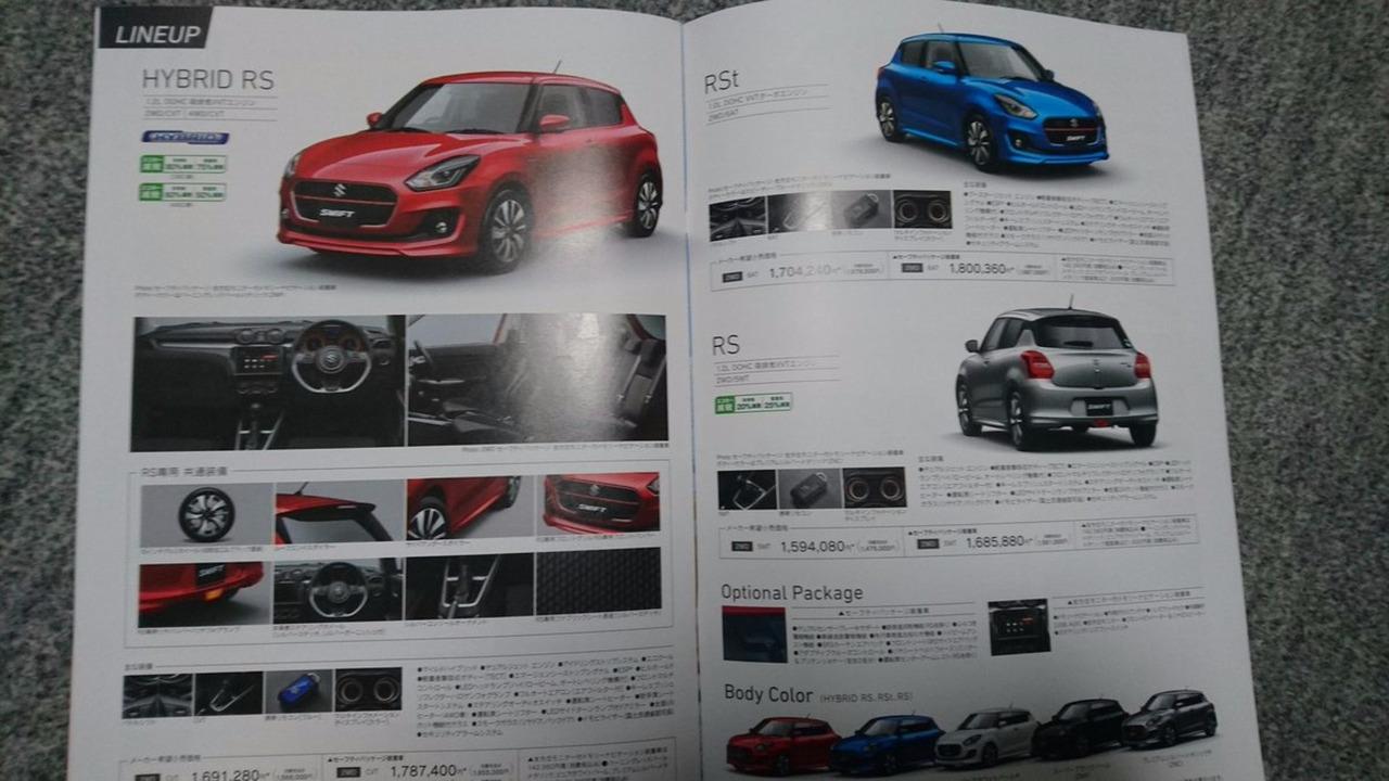 Photo of Yeni Suzuki Swift ortaya çıktı