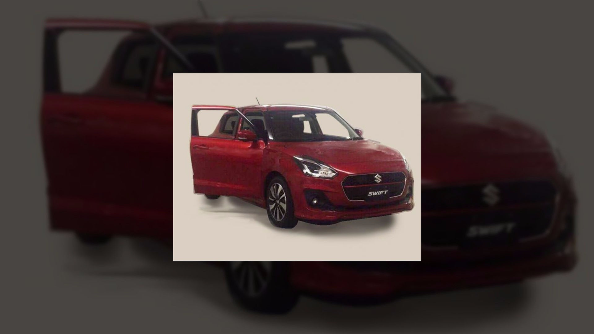 Photo of Agresif yüzlü yeni Suzuki Swift