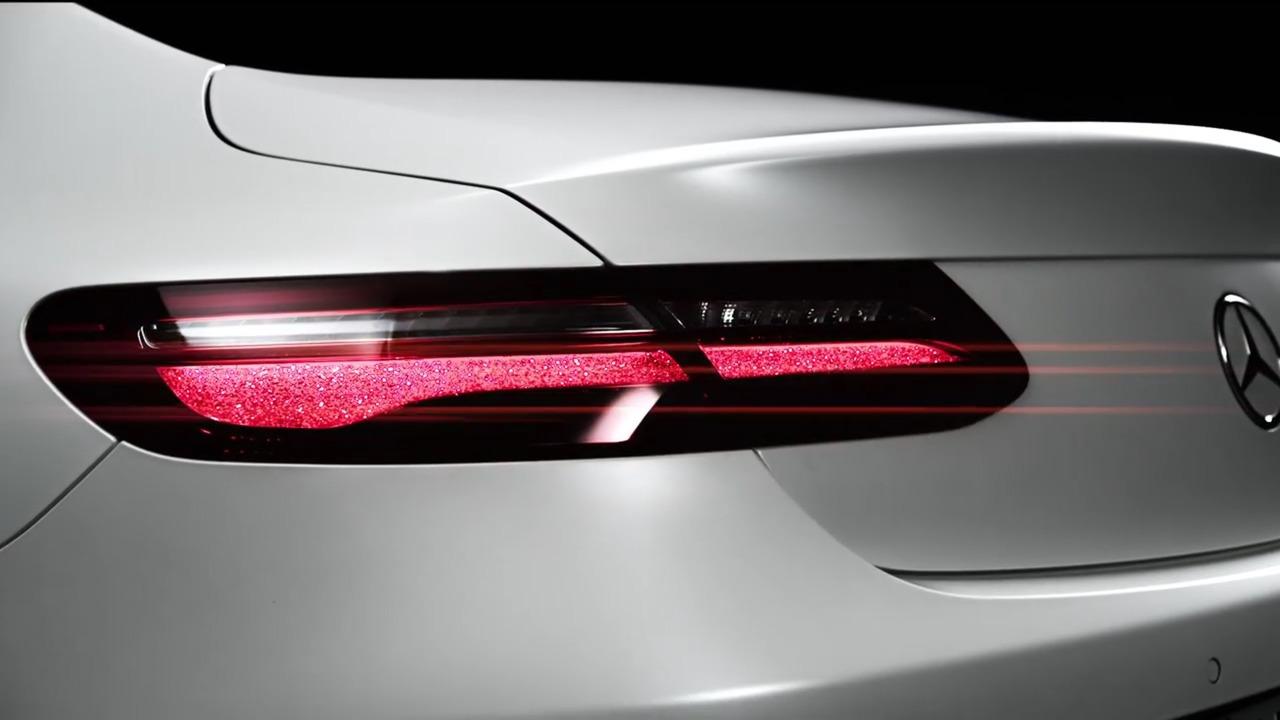 Photo of Yeni Mercedes E Coupe sonunda sızdı