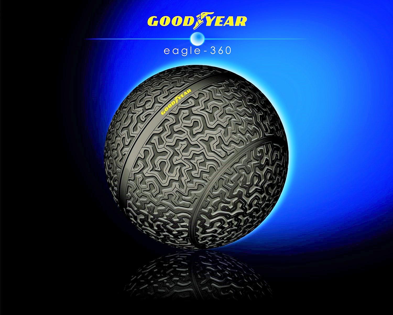 Photo of Goodyear'ın konsept lastiği 2016'nın en iyi buluşu