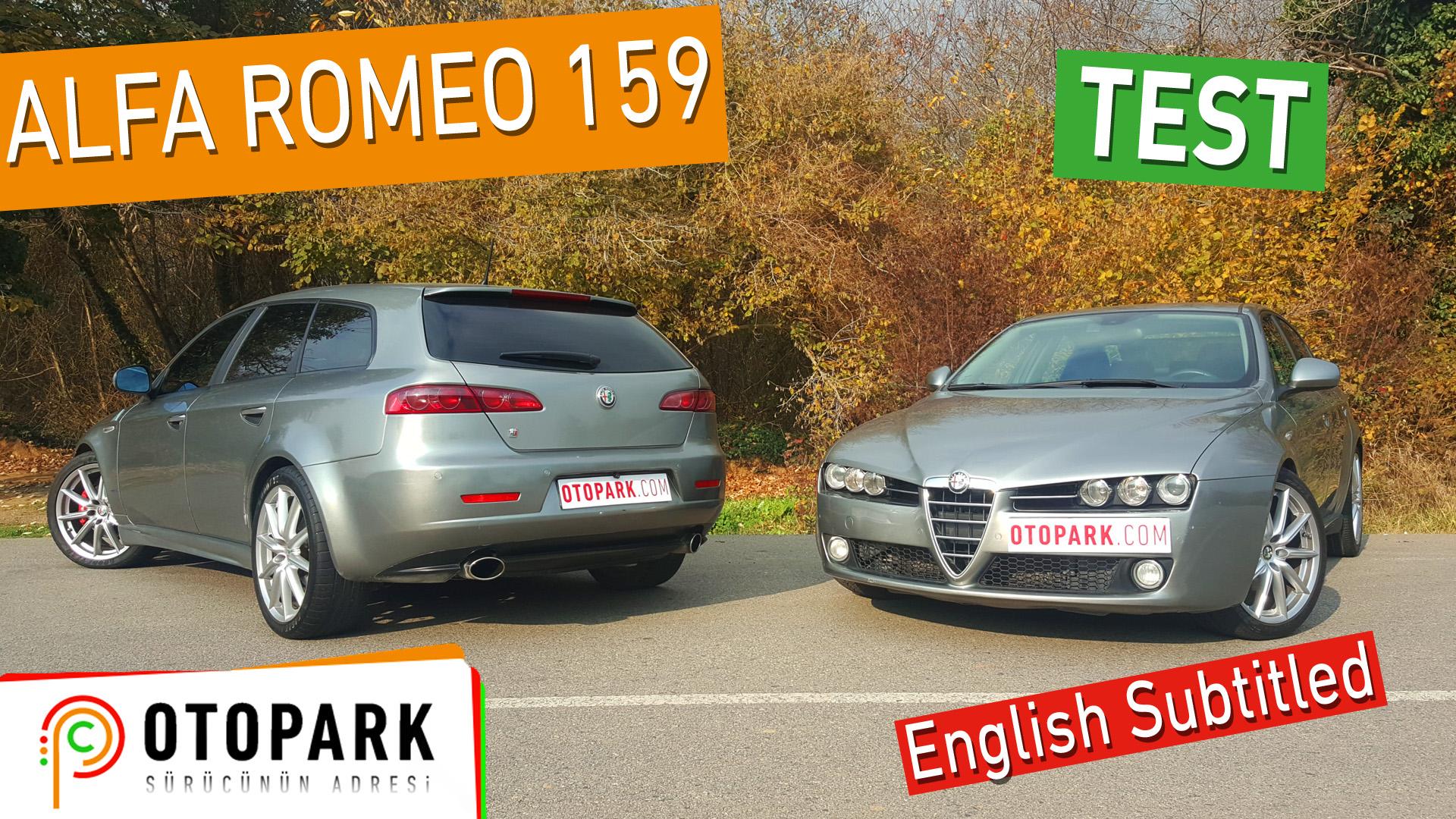 Photo of Kara Sevda: Alfa Romeo 159 1.9 JTD