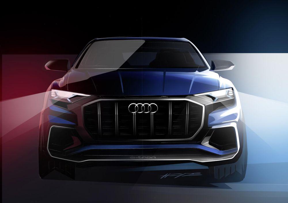 Photo of Audi'den çığır açacak atılım: Q8