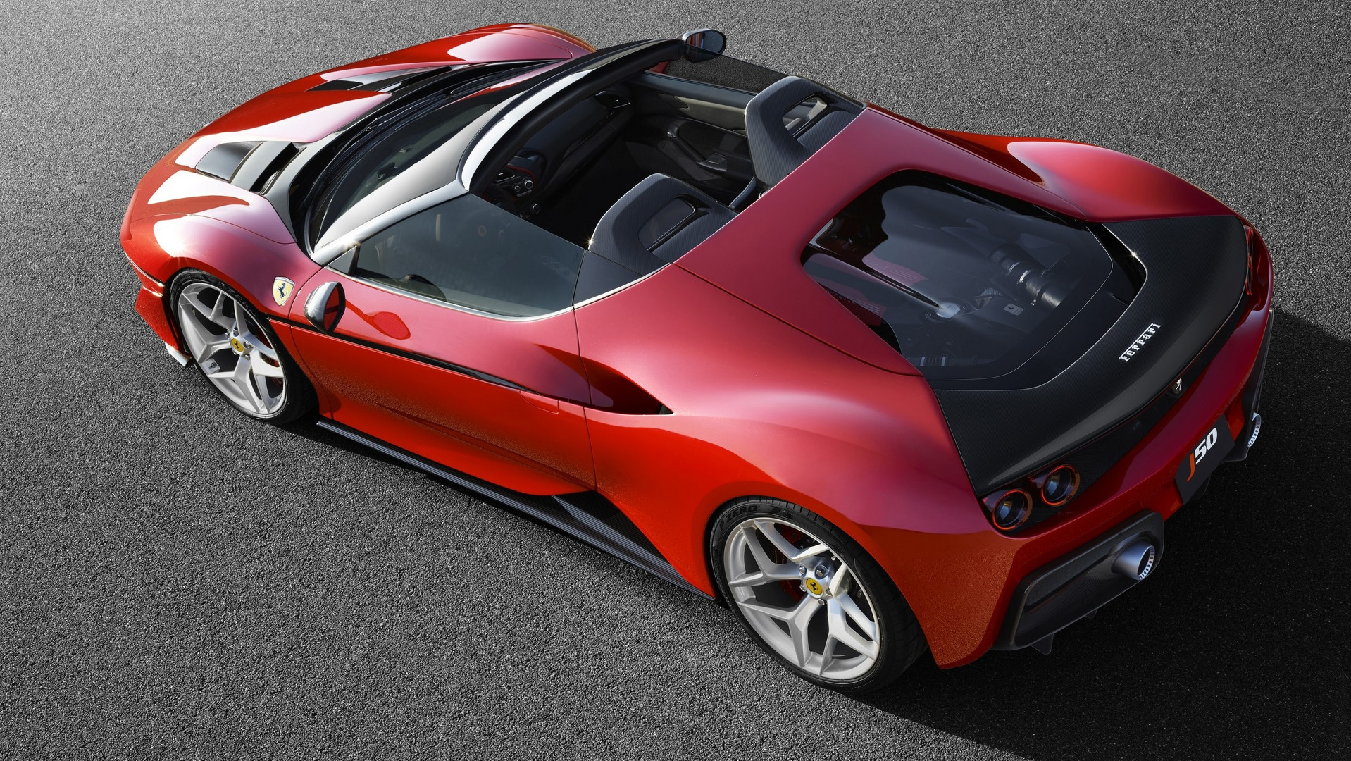 Photo of Karşınızda Ferrari J50