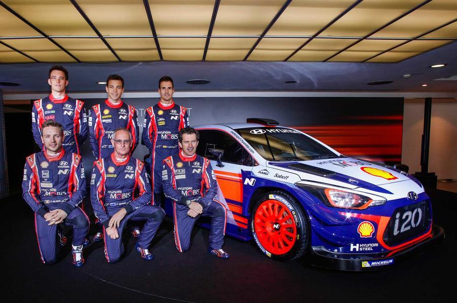 Photo of Hyundai Motorsport yeni yıla sağlam giriyor