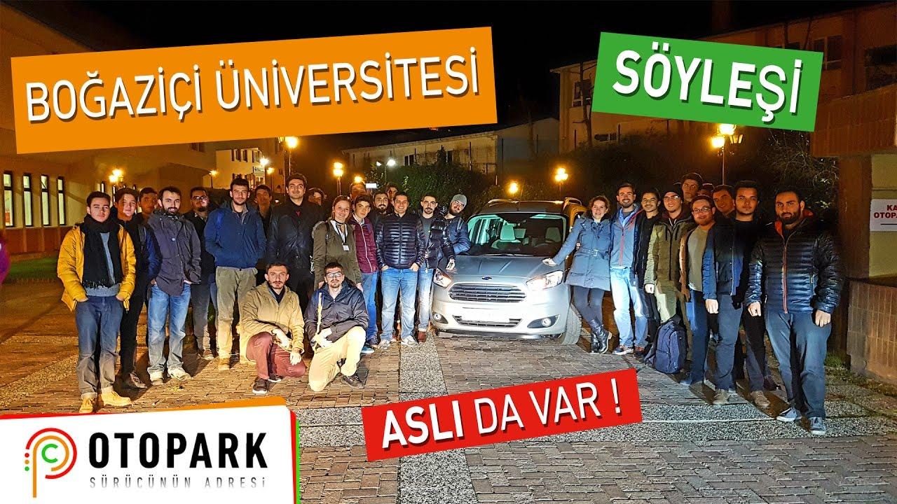 Photo of Boğaziçi Üniversitesi Söyleşisi