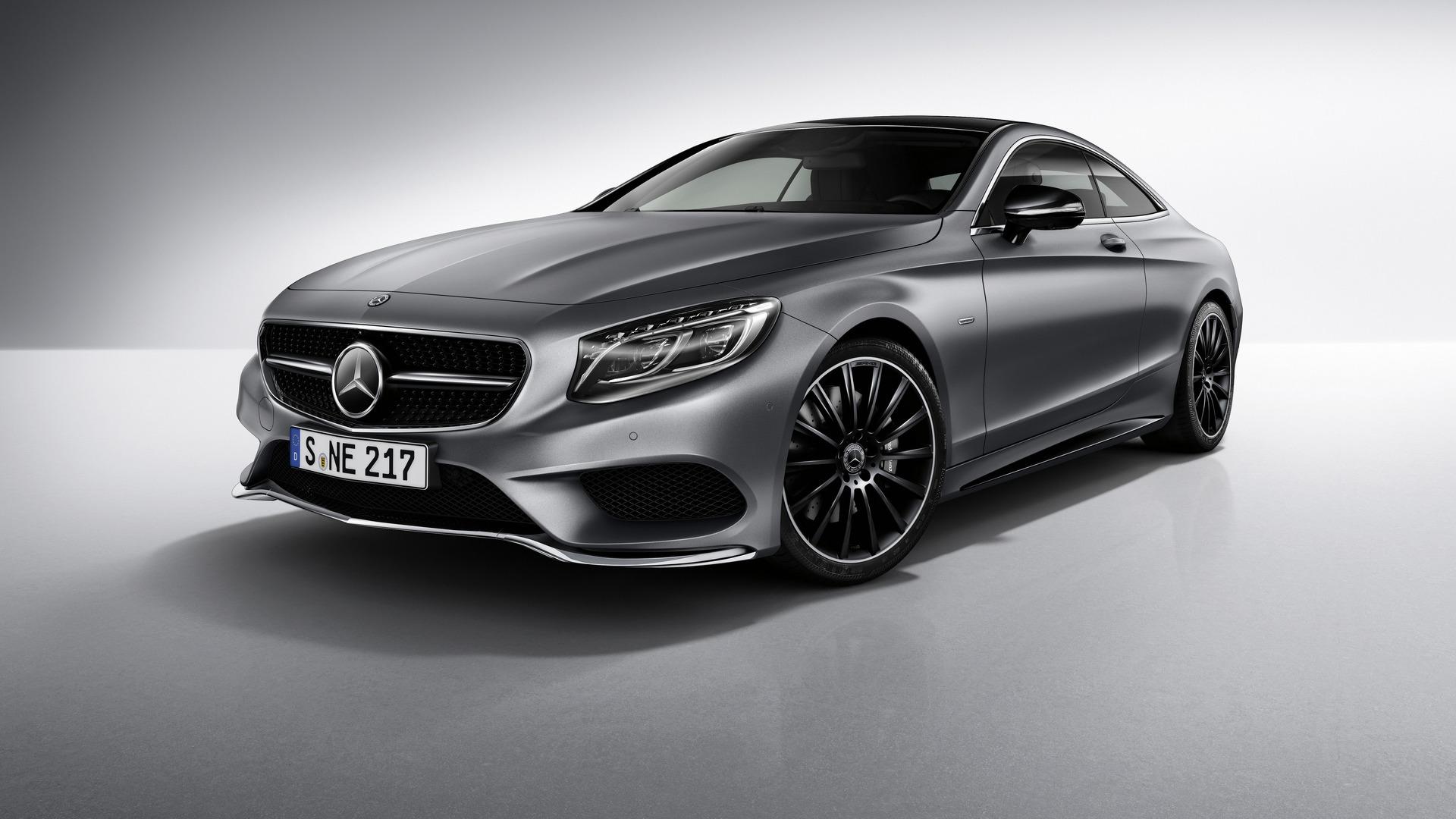 Photo of S Coupe'ye siyah bir dokunuş: Night Edition