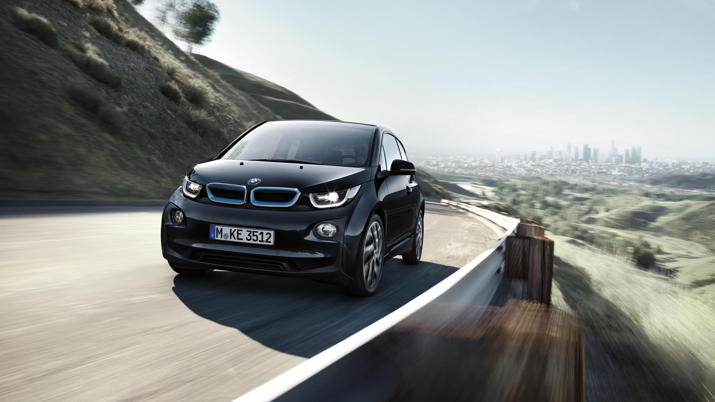Photo of BMW, i3'ü sportifleştirecek