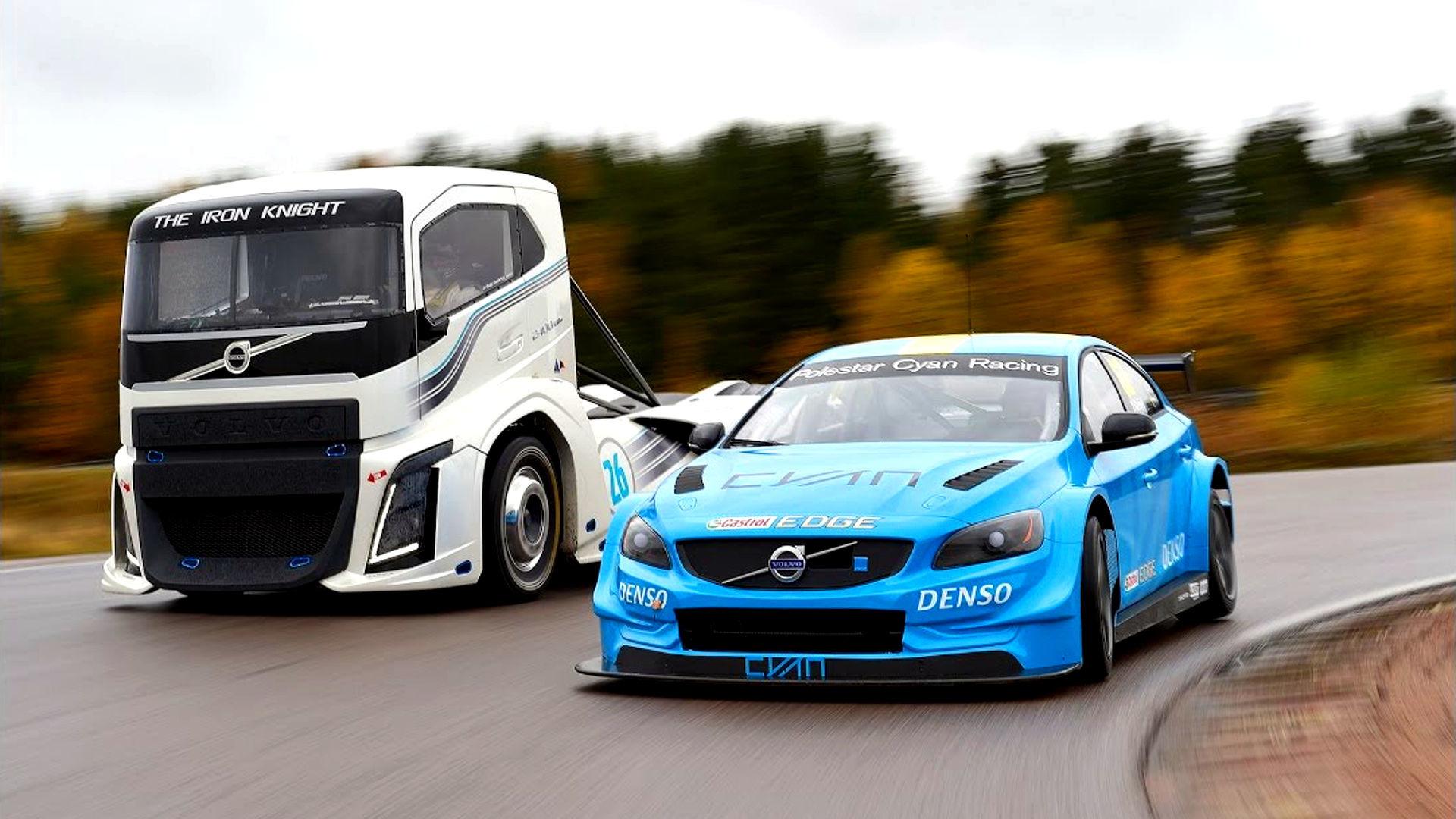 Photo of Volvo Demir Şövalye vs S60 Polestar