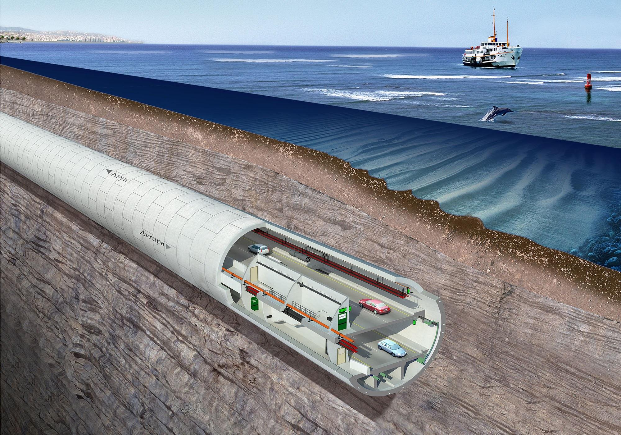 Photo of Avrasya Tüneli'nin ismi belli oldu