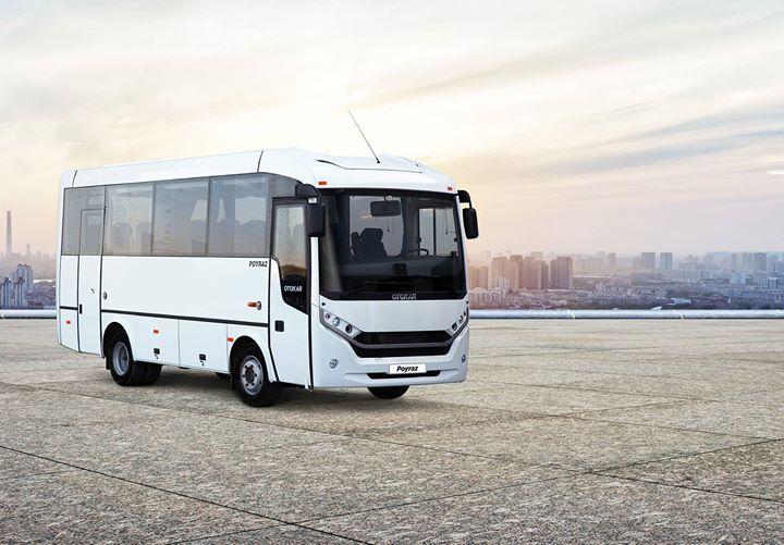 Photo of Otokar, yeni otobüsü Poyraz ile  tasarruf rüzgarı estirecek