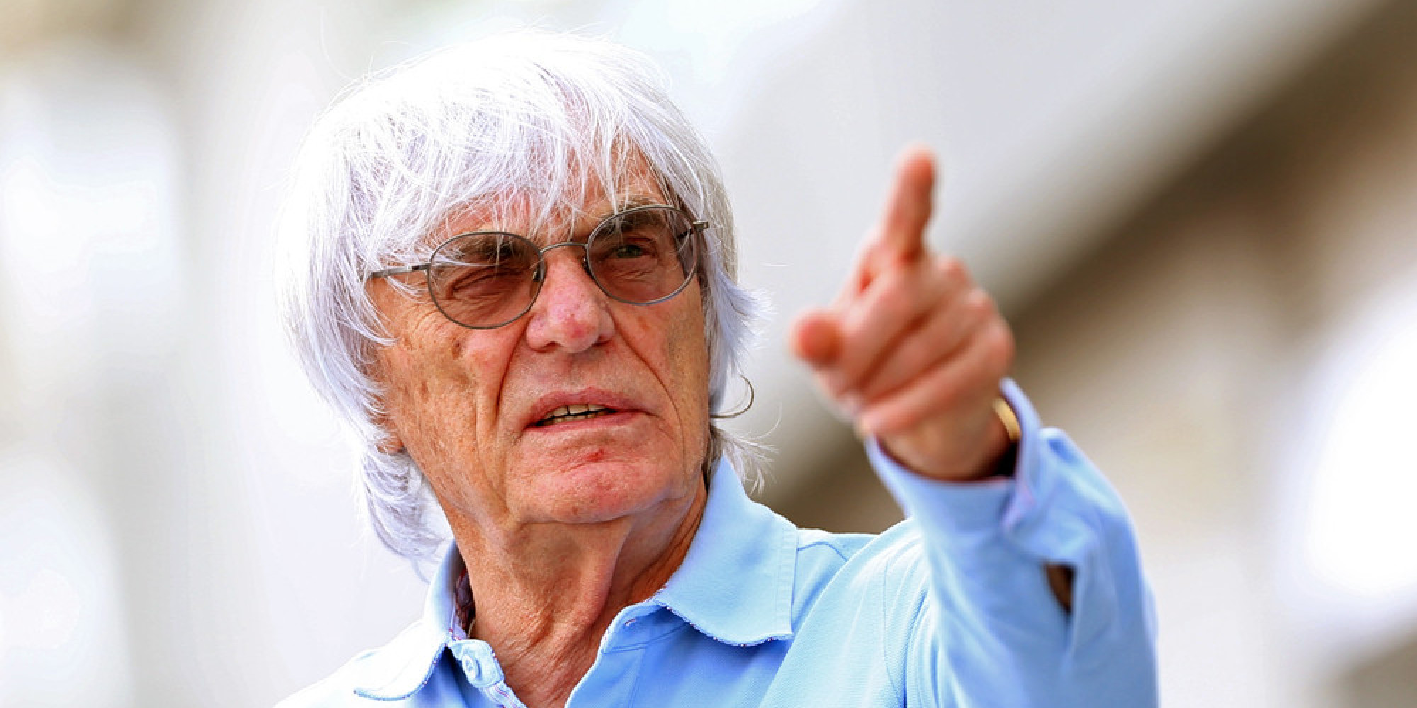 Photo of Bernie Ecclestone Formula 1'e veda etti!