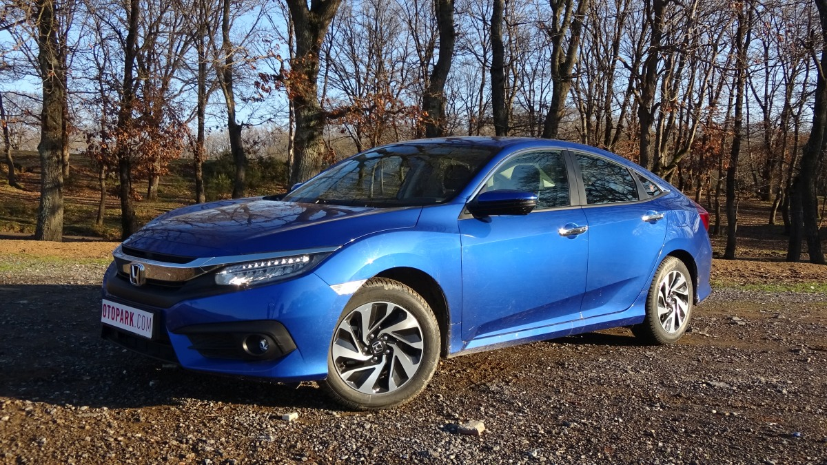 Photo of Samuray: Honda Civic 1.6 Executive