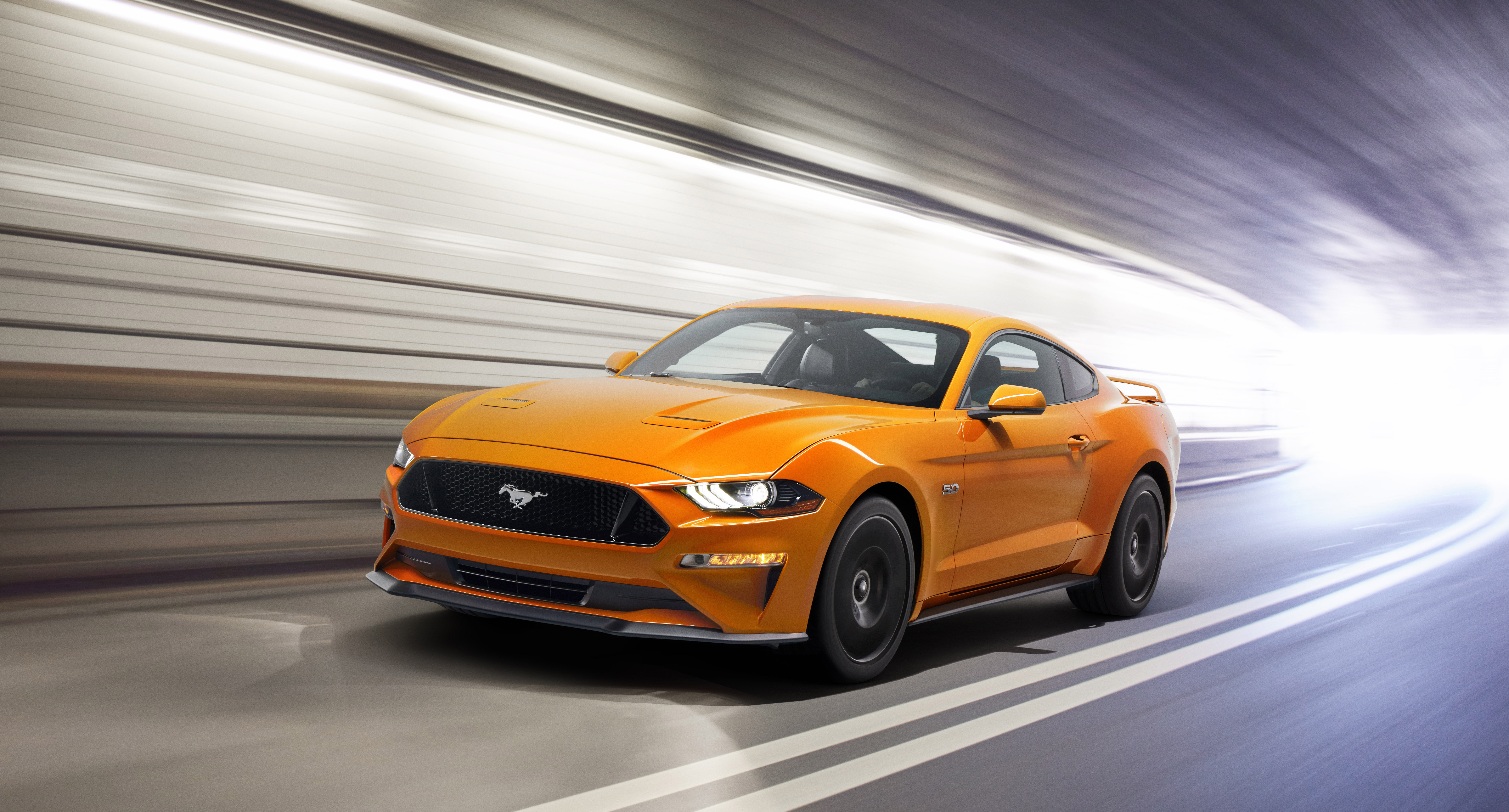 Photo of Ford Mustang Makyajlandı!