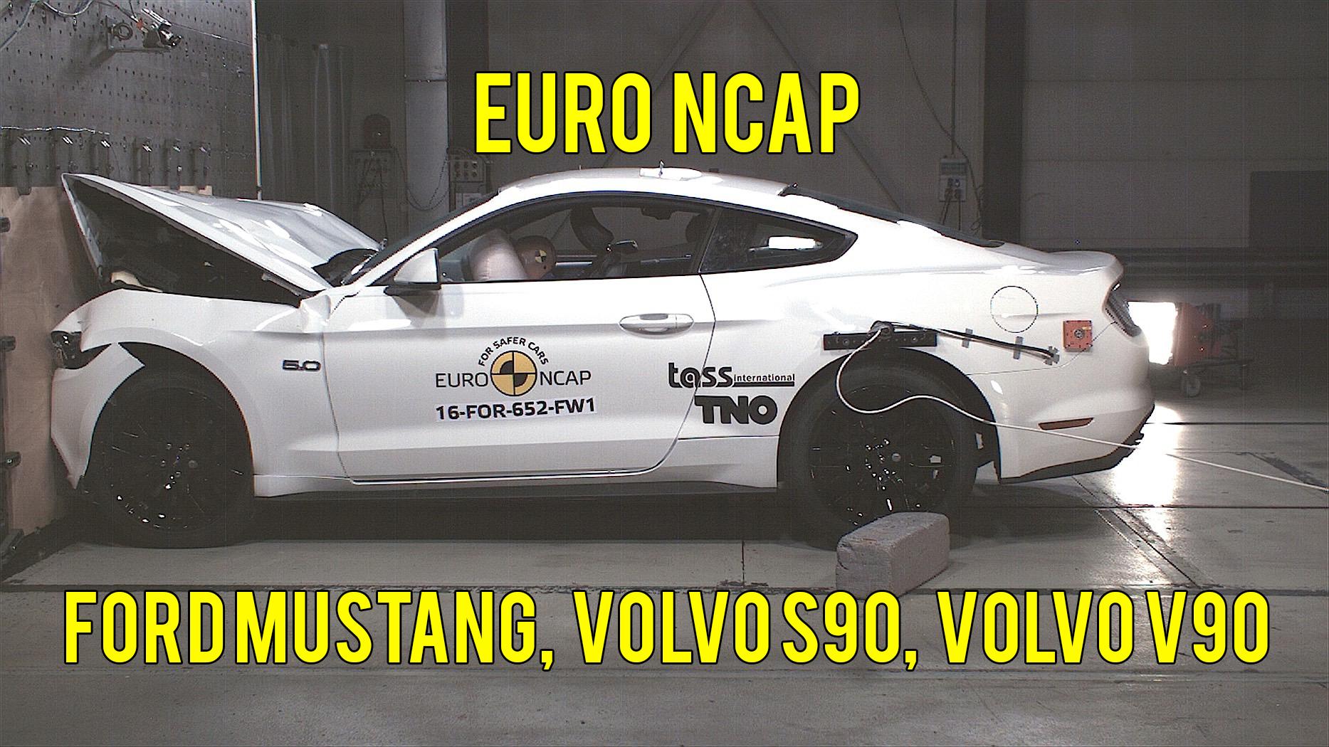 Photo of Mustang Euro NCAP 'ta Sınıfta Kaldı