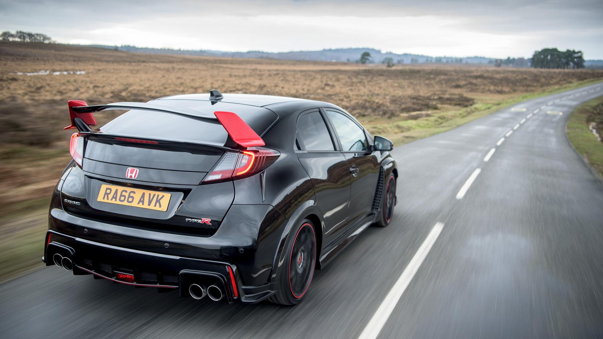 Photo of Type R Black Edition tanıtıldı