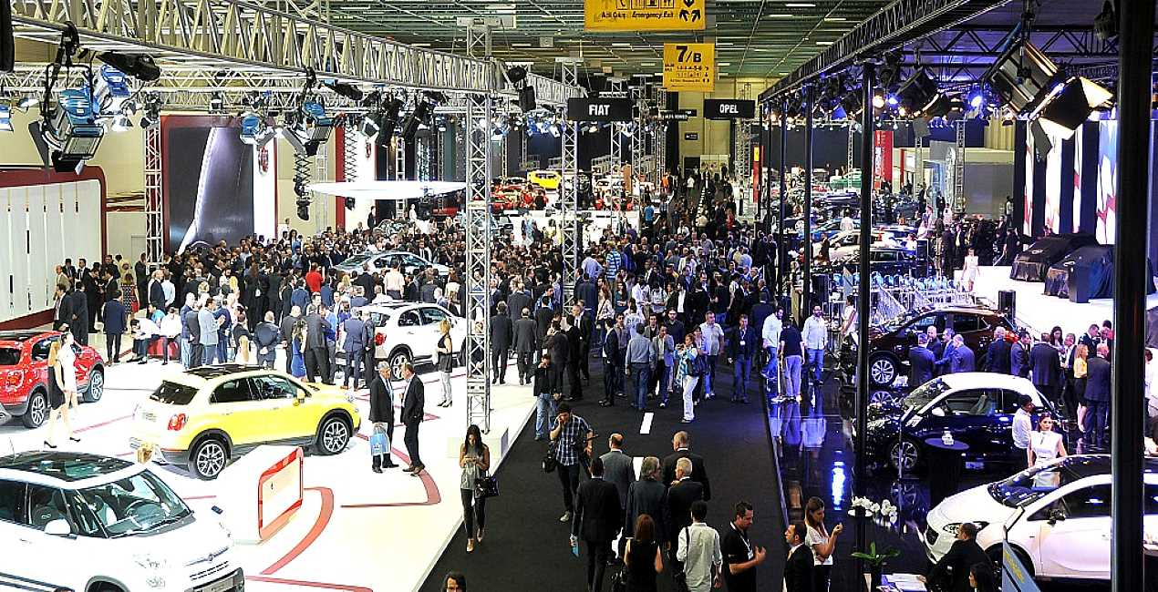 Photo of İstanbul Autoshow 2017'ye 20 marka katılmayacak!