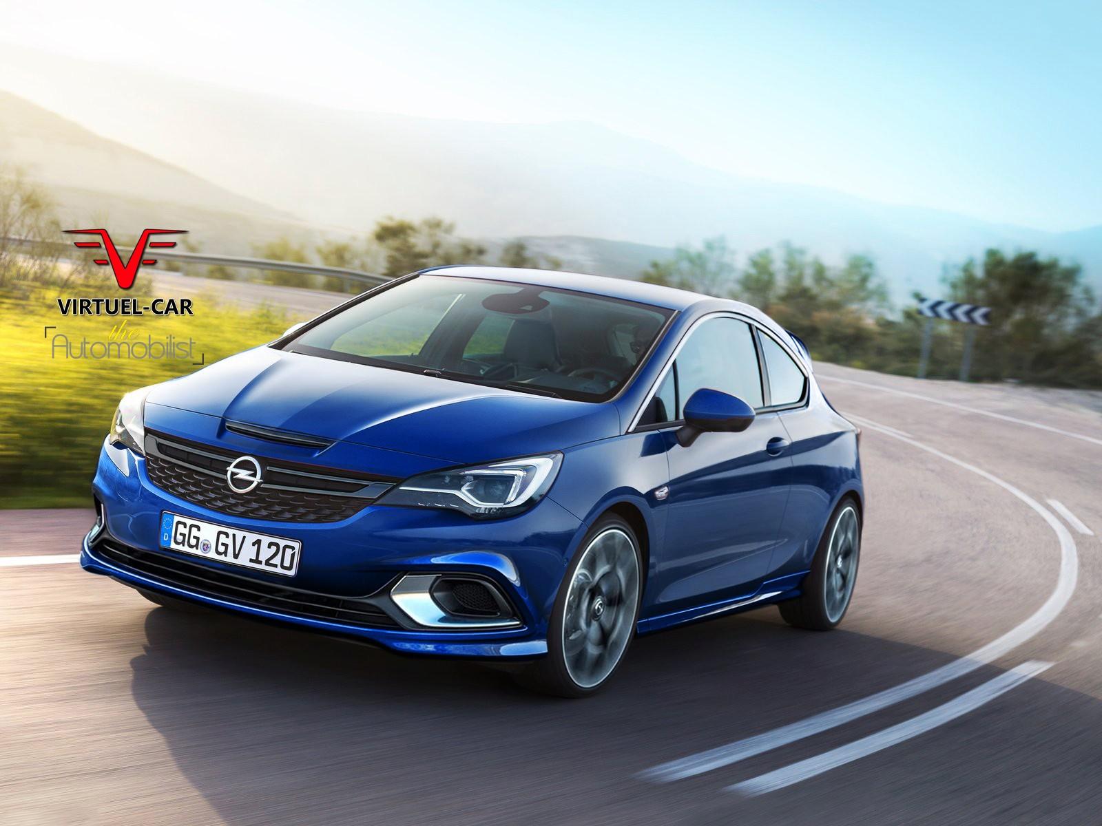 Photo of Opel Astra OPC yılın son çeyreğinde tanıtılacak