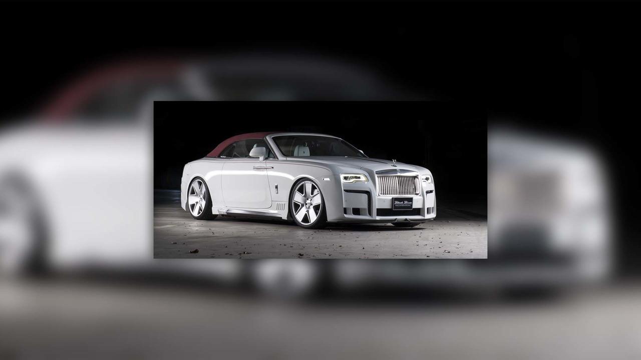 Photo of Rolls-Royce Dawn için farklı dokunuşlar