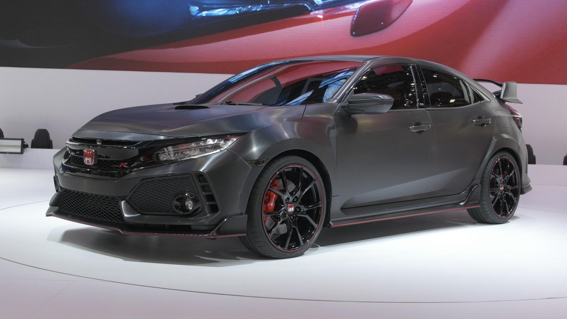 Photo of Honda Civic Type-R sonunda üretim bandında!