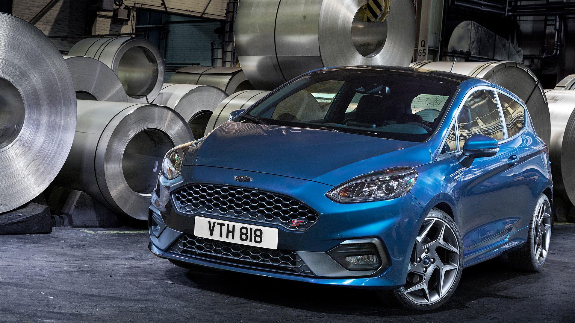 Photo of Yeni Ford Fiesta ST 3 silindirli motoru ile tanıtıldı