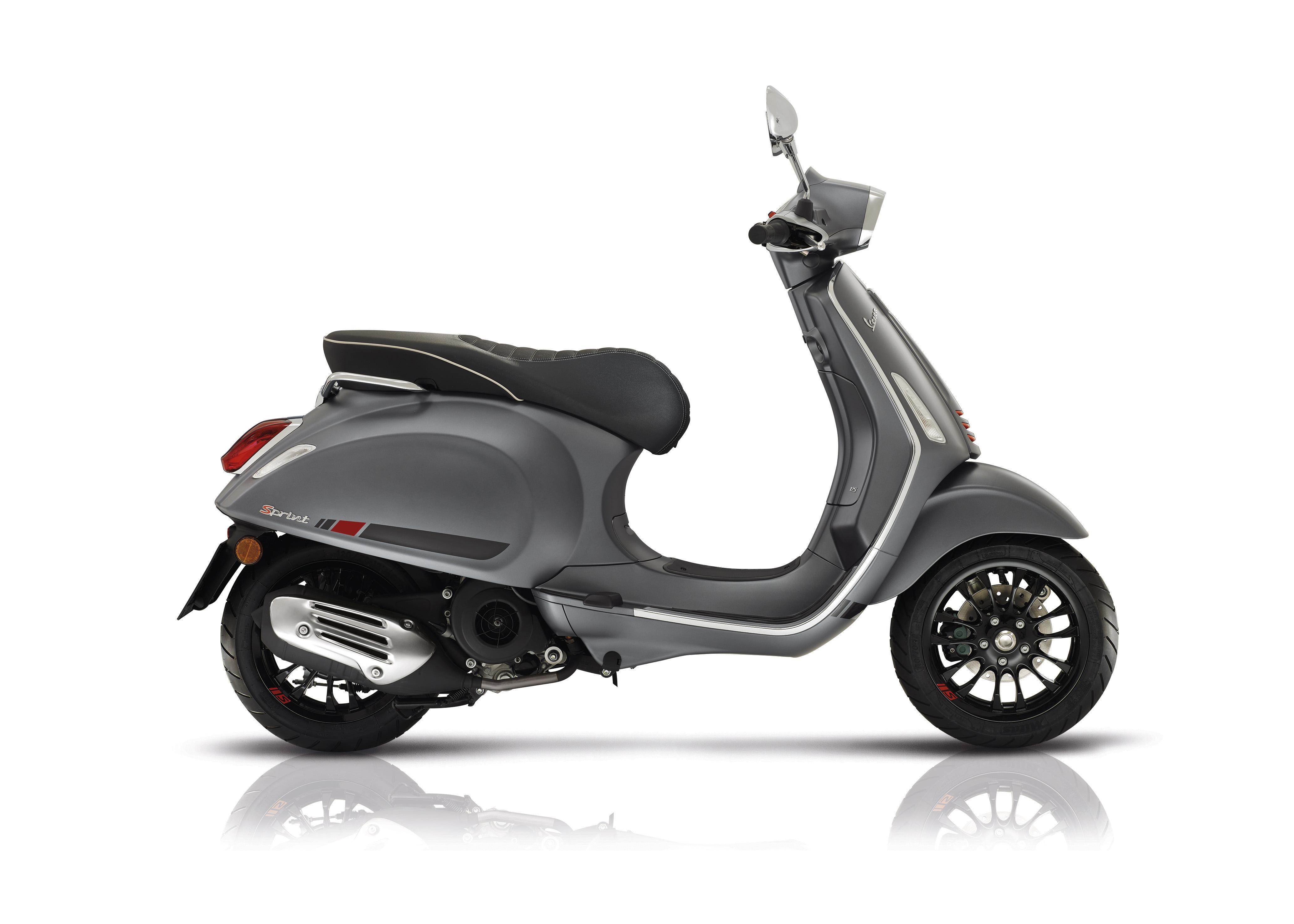 Photo of Vespa'nın ilk elektrikli scooter modeli geliyor!