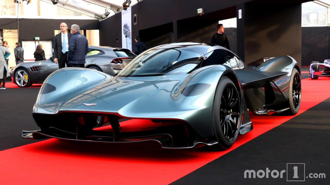 Photo of Aston Martin AM-RB 001 çok iddialı