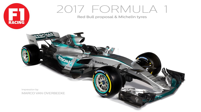 Photo of Formula 1 2017 – yeni arabalar ve yeni teknolojiler