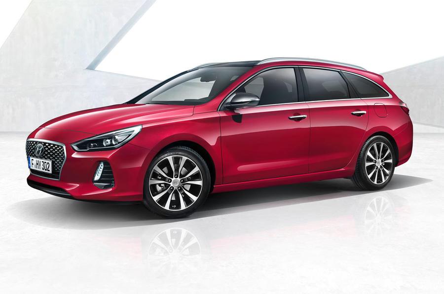 Photo of Yeni Hyundai i30 SW Cenevre'de boy gösterecek!