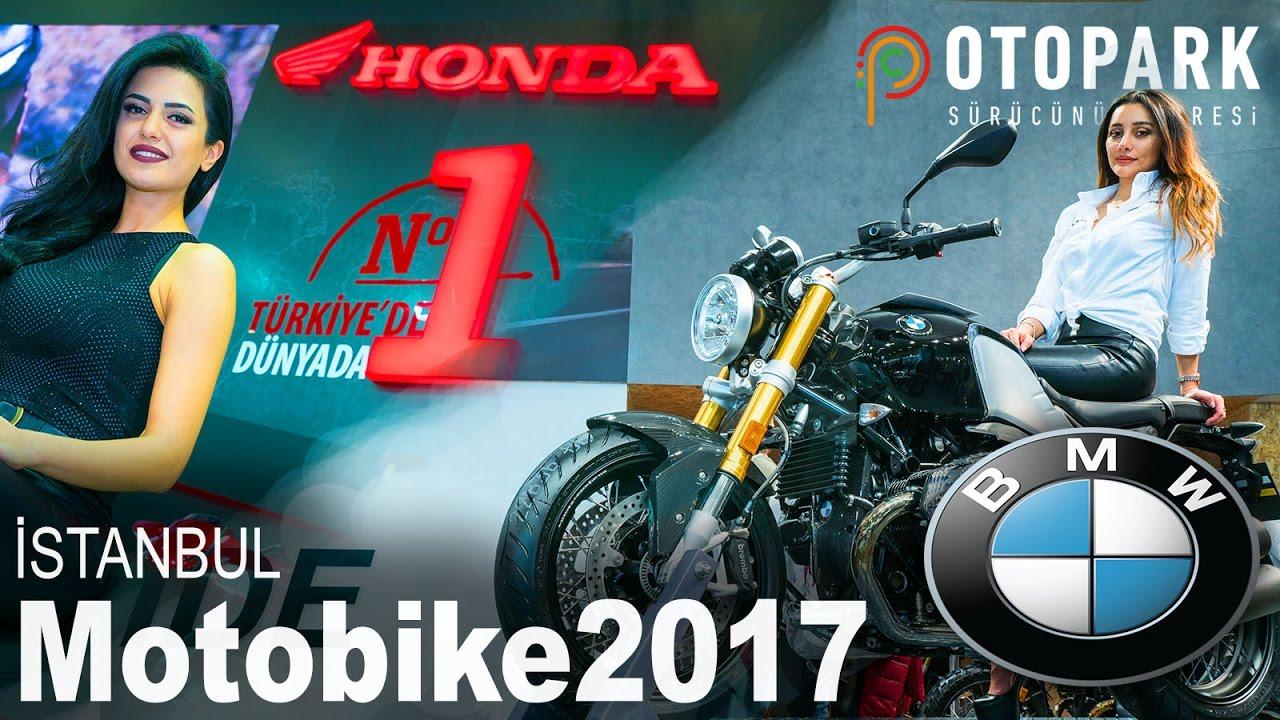 Photo of İstanbul Motobike 2017: Honda ve BMW Standı