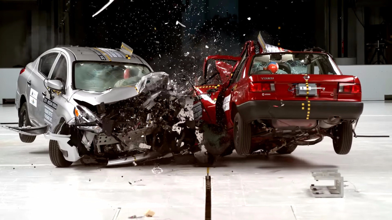 Photo of İşte en popüler 5 IIHS kaza testi!